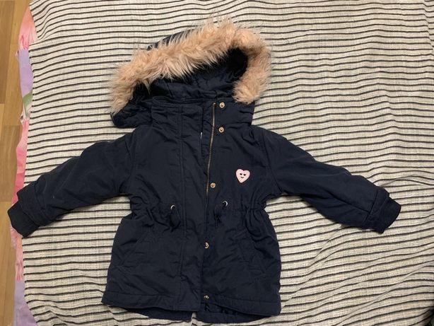 Продам демісезонну куртку на дівчинку