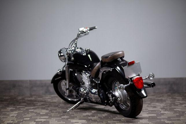Мотоцикл Ямаха Драг Стар 400, чопер