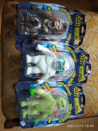 Продаются резиновые игрушки