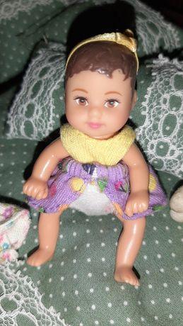 Пупс Барби реборн Mattel