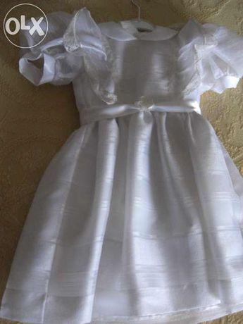 Vendo Vestido de Baptismo, novo ref.634