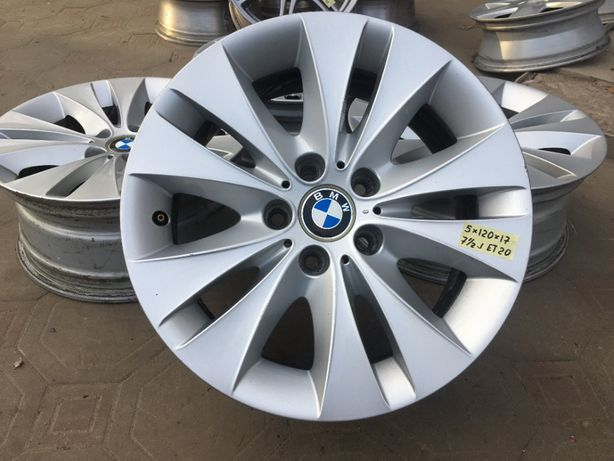 5 120 R17 BBS BMW e39 e60 F10 e38 Reno Trafic opel Vivaro T5 T6