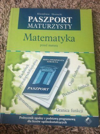 Paszport maturzysty - matematyka
