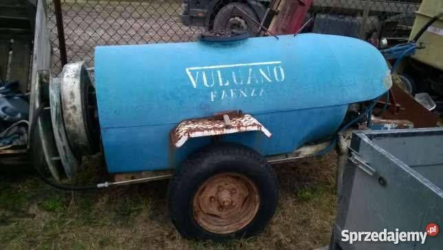 Sprzedam opryskiwacz Vulcano do Malin -Porzeczek lub Wisni Tanio