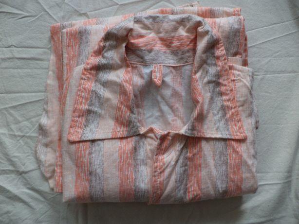 Piżama Męska Flanela