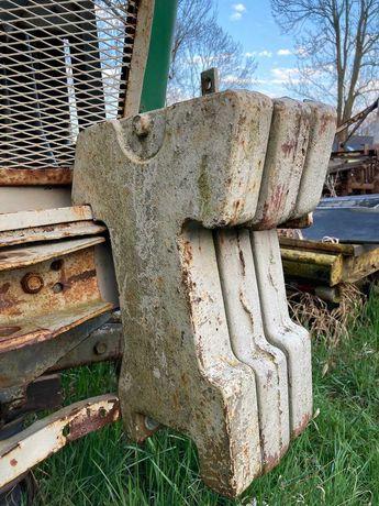 Obciążniki do traktora - różne