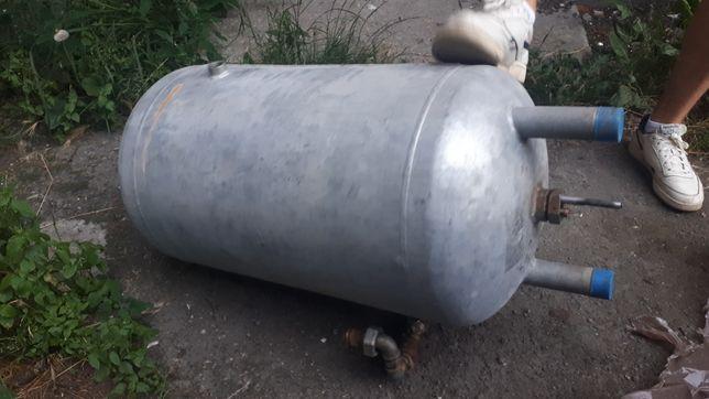 Bojler wysokociśnieniowy stalowy metal wężownica grzałka
