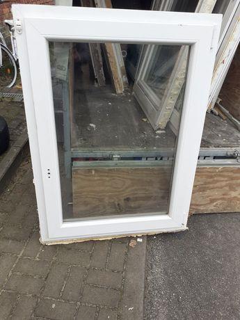 Okno Plastikowe białe.