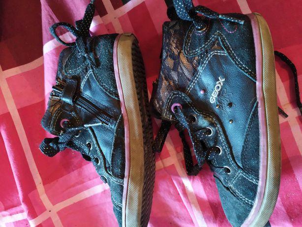 Buty 27 dla dziewczynki Geox