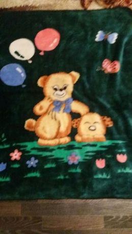 Детское одеяло 115 * 135
