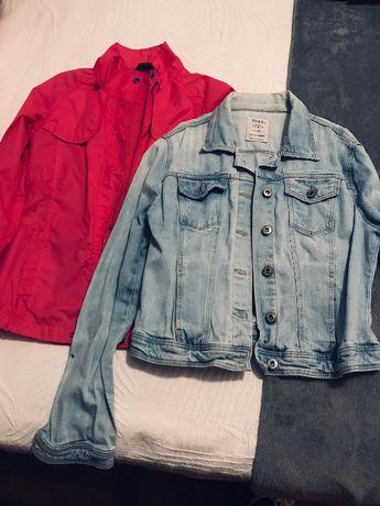 Dois casacos equivalente a tamanho XS