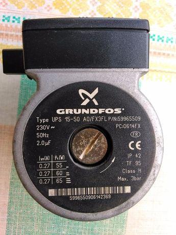 Насос для 2- контурных котлов Grundfos