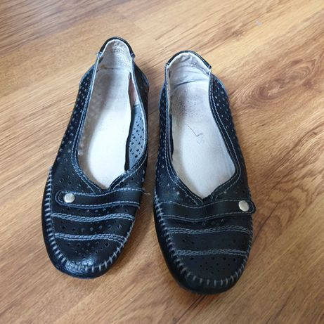 Туфли детские Ажурные
