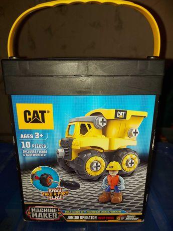 Конструктор вантажівка CAT Machine Maker