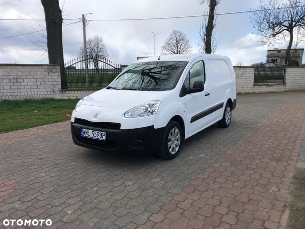 Peugeot Partner  H1L2 Long XXL PARTNER Berlingo salon Polska stan idealny Fa VAT 23%