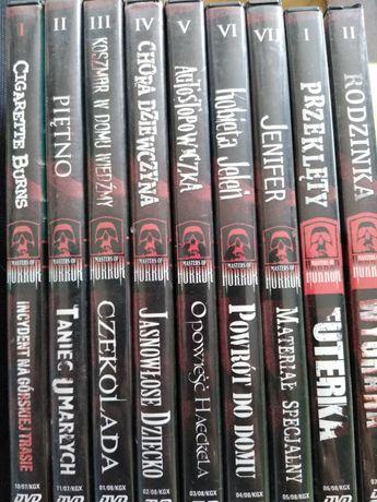 Horrory na DVD