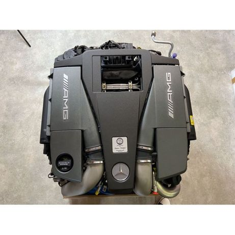 Мотор Двигун S400 W222, S63 W222 V8, S600 V12 W222 пробег 50-100 км