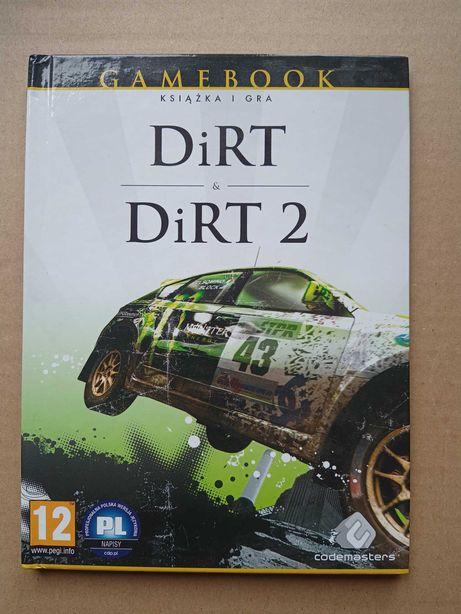 Dirt + Dirt 2 PC edycja gamebook