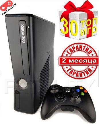 Хит продаж!!!XBOX360/Slim250gb/Freeboot/+30 Топ игр/Гарантия/Доставка