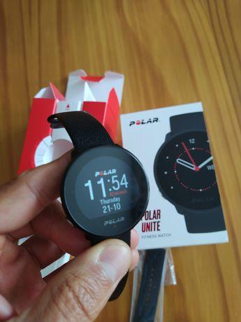 Polar Unite smartwatch como novo