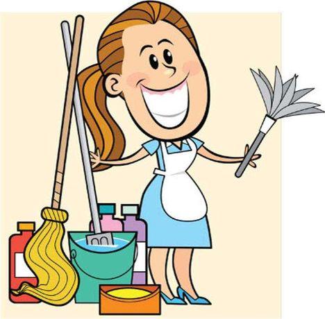 Ofereço para serviço de limpezas e tarefas domésticas, Santarém.