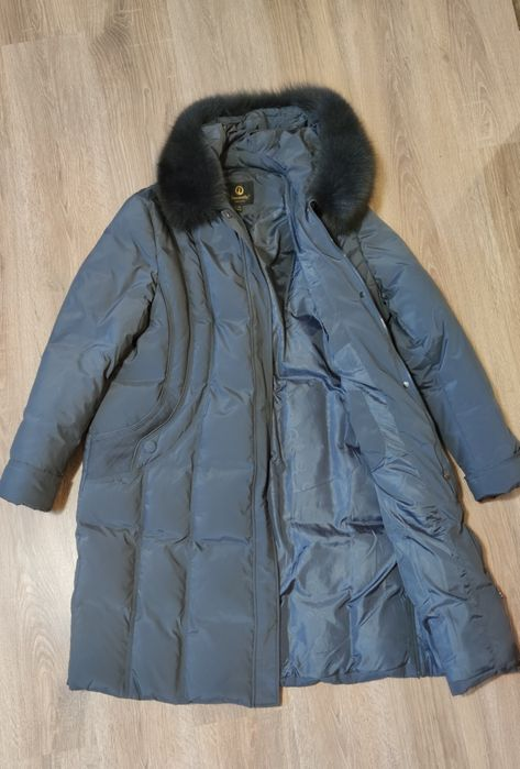 Пальто пуховое женское Фастов - изображение 1