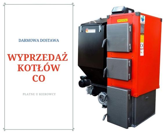 Producent Piecy Kociol co Piec z Podajnikiem 27 kw 20 ,19 GRATISY