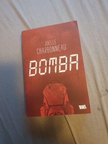 """Książka Joelle Charbonneau """"Bomba"""""""