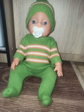Кукла Baby Born функциональный пупс  с аксессуарами