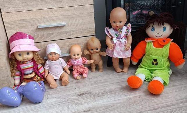 Zestaw lalek dla dziecka