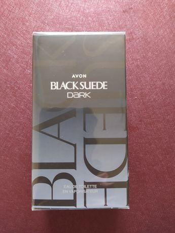 Black suede dark 75ml avon