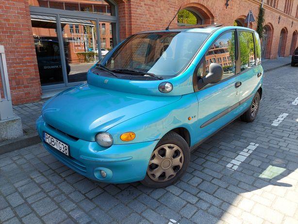 Fiat Multipla 6 osób LPG, sprawny