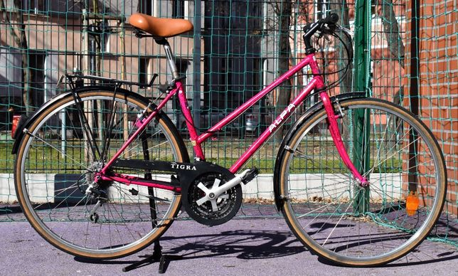 Rower Miejski Damski ALPA