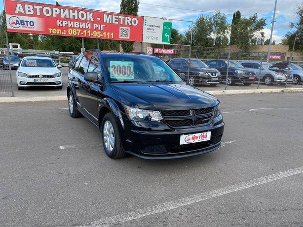 Dodge (32) Journey (ВЗНОС 30%) Авторынок METRO Кривой Рог