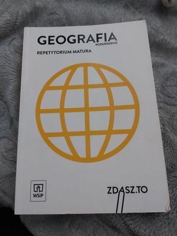 Sprzedam repetytorim maturalne z geografii!! WSIP
