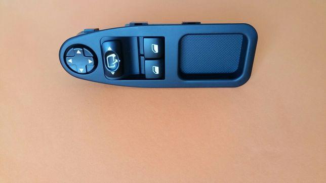 Comando, botões, interruptor vidros Citroen Berlingo, Jumpy, Dispatch