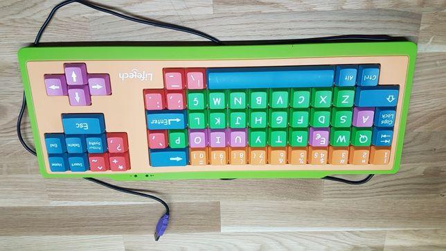Teclado computador infantil