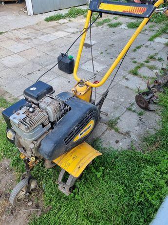 Traktorek dzik glebogryzarka +pług 1700zl