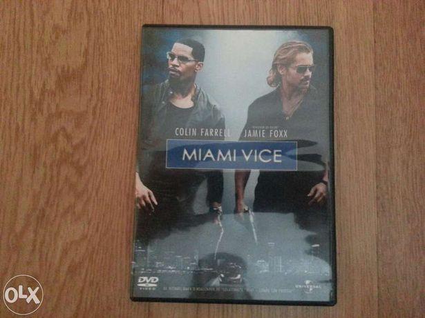 DVD original Miami Vice