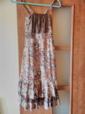 Sukienka letnia rozmiar uniwersalny sprzedam lub zamienię
