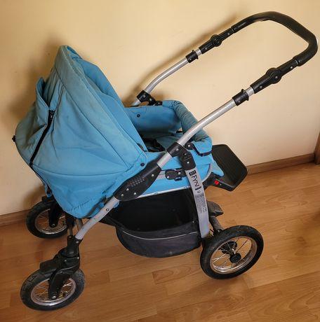 Wózek dziecięcy Jedo fyn 2w1 gondola + spacerówka