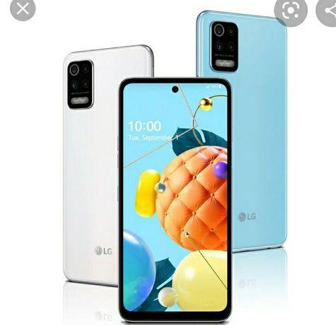 LG K62+ 128gb  nowy