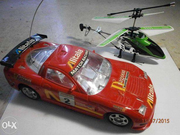 Ремонт радиоуправляемых игрушек авто вертолёты танки роботы и другие