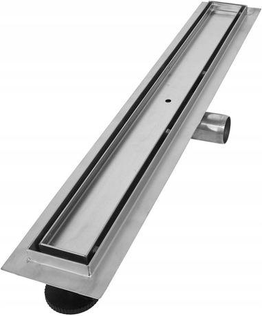VILSTEIN VS-DB01-120B odplyw prysznicowy 120cm, i 60cm
