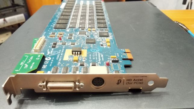Pro Tools Digidesign HD Accel PCIe