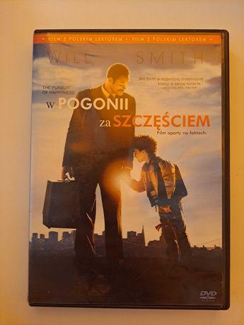 W pogoni za szczęściem - film dvd
