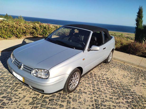 Volkswagen Golf Cabriolet highline 1.6