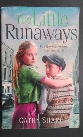 The little runaways by Cathy Sharp. Книга на англійській мові