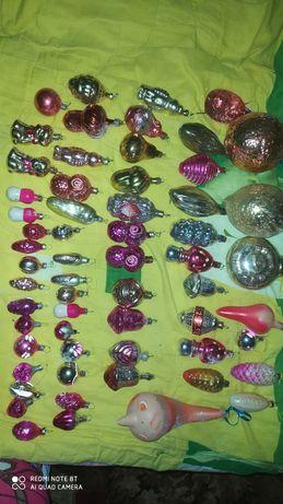 Продам старинные новогодние игрушки