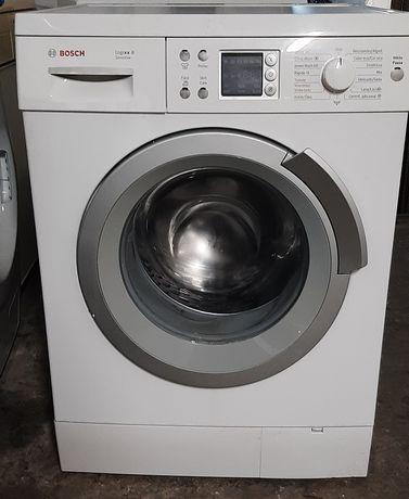 Máquina de lavar roupa Bosch logixx8